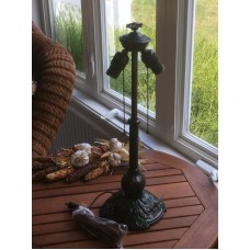 B111 Fully restored 1920's Bradley and Hubbard style lamp base