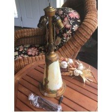 B112 Genuine 1920's lighted lamp base for SALE