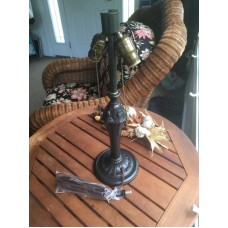B113 Fully restored 1920's Bradley and Hubbard style lamp base for SALE