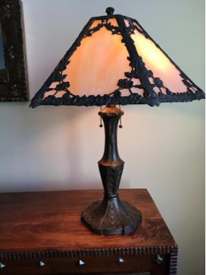 SKU19 1920's Kiss Brothers Lamp